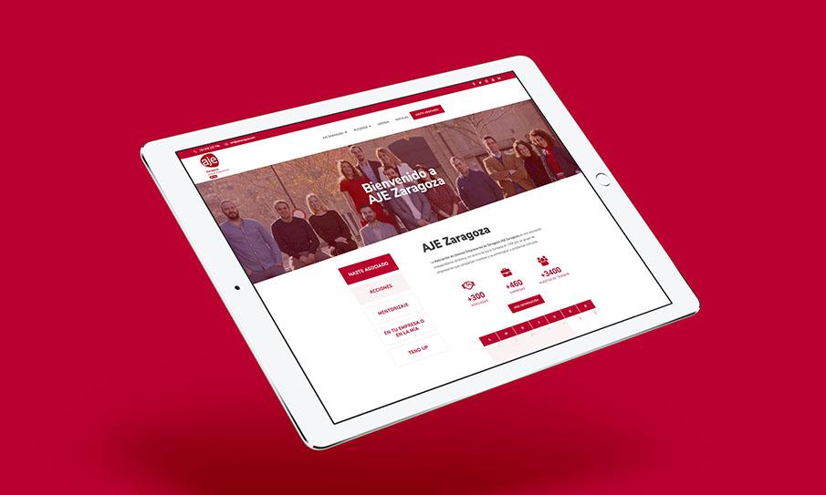 Diseño web corporativa 2