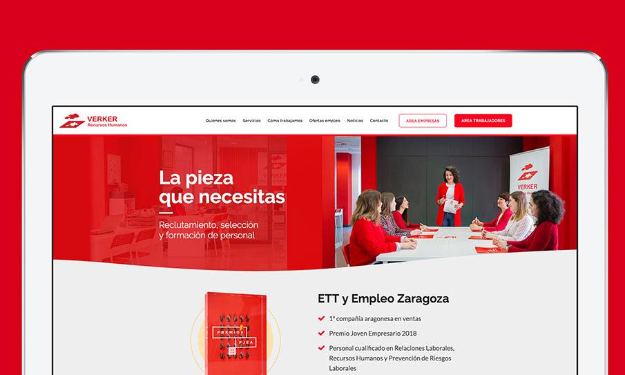 Diseño web corporativa 7