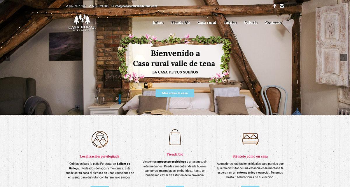 Casa Rural Valle de Tena