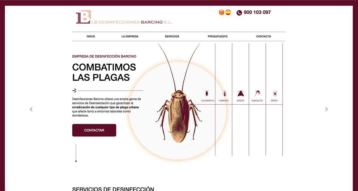 Desinfecciones Barcino