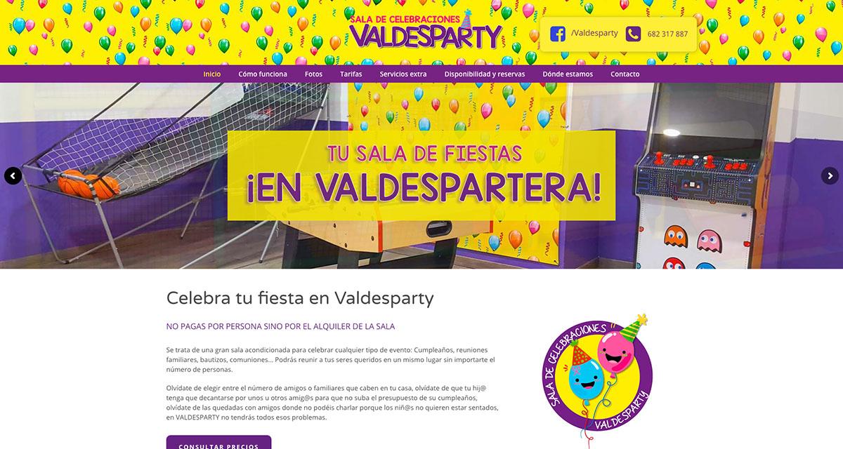 Valdesparty